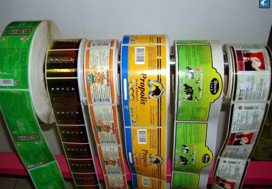 Label Roll Sticker Printing - Where can i get stickers printed